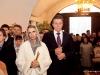 Голова парафіяльної ради Ігор Лисов з дружиною Ксенією