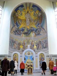 Панорама храму. Фото В'ячеслава Горшкова