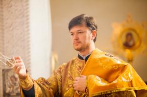 Протодиякон Ростислав Воробій
