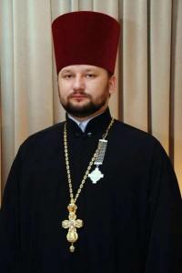 Протоієрей Валерій Кравець