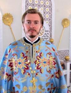 Священик Миколай Тишкун
