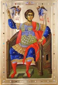 Ікона святого Георгія